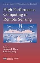 High Performance Computing in Remote Sensing…