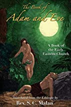 The Book of Adam and Eve by S. C. Malan