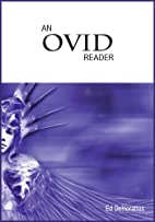 An Ovid reader by Ovid