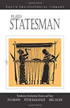 Statesman (Focus Philosophical Library) by…