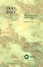 KJV Holy Bible: The African American Jubilee…