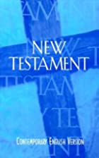 The New Testament: Contemporary English…
