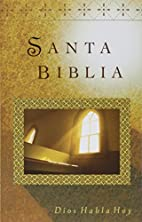 Santa Biblia-VP (Spanish Edition) by SPANISH…