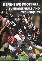 Defensive Football: Fundamentals And…