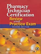Pharmacy technician certification review and…