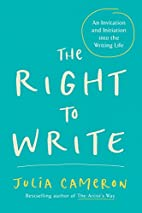 The Right to Write: An Invitation and…