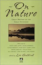 On Nature (New Consciousness Reader) by Lee…