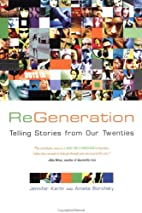 ReGeneration PA by Jennifer Karlin
