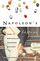 Napoleon's Buttons: How 17 Molecules…