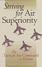 Striving for Air Superiority: The Tactical…
