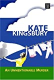 Kingsbury, Kate: An Unmentionable Murder (Center Point Premier Mystery (Large Print))