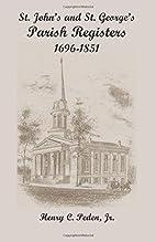 St. John's and St. George's Parish…