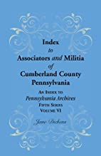 Index to Associators and Militia of…
