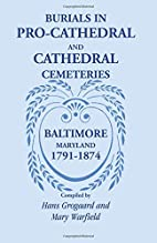 Burials in Pro-Cathedral and Cathedral…