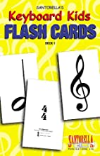 Keyboard Kids Flashcards, Vol. 1 by…