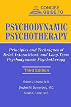 Concise Guide to Psychodynamic Psychotherapy…