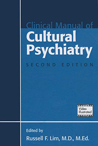 clinical-manual-of-cultural-psychiatry-second-edition