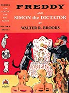 Freddy and Simon the Dictator by Walter R.…