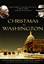 One Christmas in Washington by David…