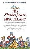 Crystal, David: The Shakespeare Miscellany
