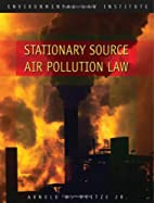 Stationary Source Air Pollution Law by…