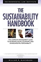 The Sustainability Handbook: The Complete…