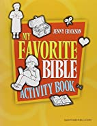 My favourite bible activity book by Jenny…