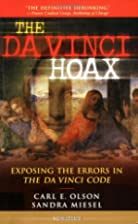 The Da Vinci Hoax: Exposing the Errors in…