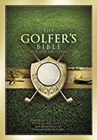 HCSB Golfer's Bible (Green Bonded…