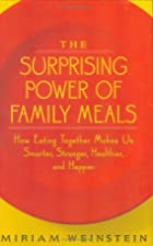 The Surprising Power of Family Meals: How…