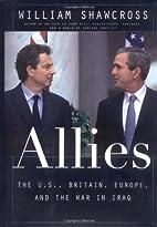 Allies by William Shawcross