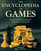 Encyclopedia of Games Rules and Strategies…