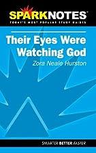 Their Eyes Were Watching God - Zora Neale…