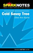 Spark Notes Cold Sassy Tree by Olive Ann…