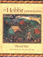 The Hobbit Companion by David Day