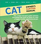 Cat Owner's Survival Manual: This Unique…