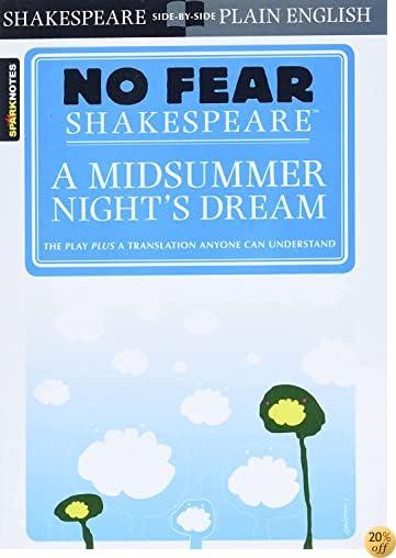 TA Midsummer Night's Dream (No Fear Shakespeare)