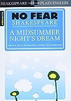A Midsummer Night's Dream (No Fear…