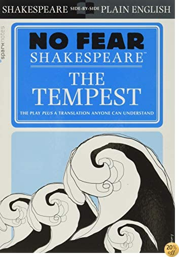 TThe Tempest (No Fear Shakespeare)