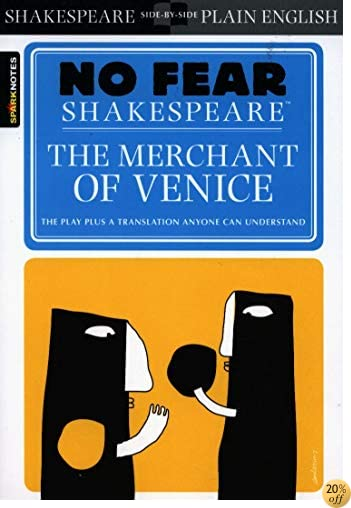 TThe Merchant of Venice (SparkNotes No Fear Shakespeare)