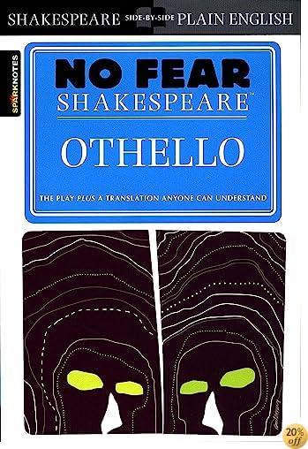 TSpark Notes No Fear Shakespeare Othello (SparkNotes No Fear Shakespeare)