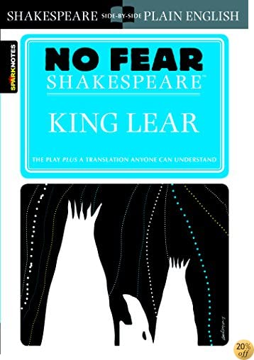 TKing Lear (No Fear Shakespeare)