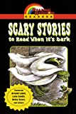 SeaStar Publishing Staff: Scary Stories: To Read When It&#39;s Dark