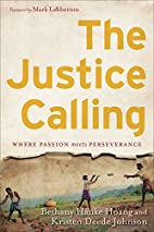 The Justice Calling: Where Passion Meets…