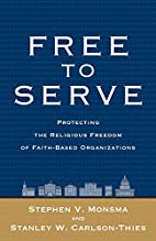 Free to Serve: Protecting the Religious…