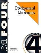 Developmental Mathematics Student Workbook,…