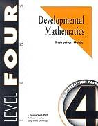 Developmental Mathematics Instruction Guide,…