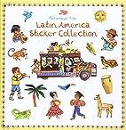 Putumayo Latin America Sticker Coll