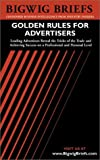 Aspatore Books Staff: Advertising Idea Journal