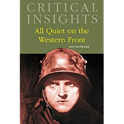 a literary analysis of all is quiet on the western front Yeah, we don't have enough fingers and toes to count all thereasons you should care about all quiet on the western frontin fact, it would probably be easier to tell you why this novel is irrelevant: it's not, for example, an example of the perfect rom-com.